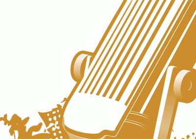 Harborview Performing Arts Series logo design